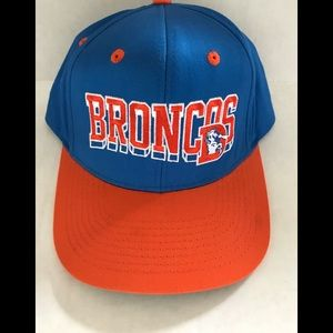 Denver Broncos Ball Cap Hat